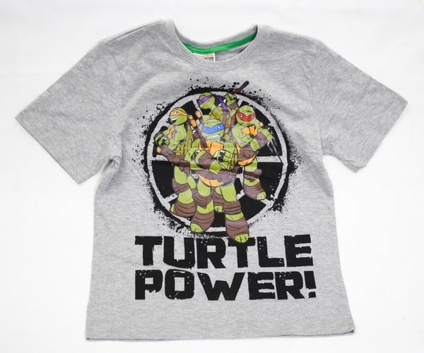 Футболка Turtles серая   Артикул: 14022761