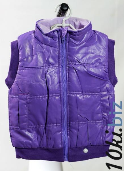 Детская жилетка, Hongjiajia,  20 размер, длина- 44см, ширина-39см, фиолетовый, (Китай)   Артикул: 14033820, цена фото купить в Киеве. Раздел Жилеты детские для мальчиков