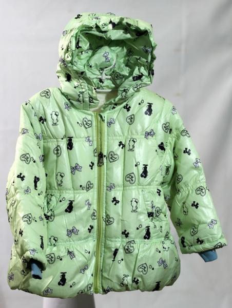 Куртка для девочек, Sport, L, зеленый, (Китай)   Артикул: 14035038