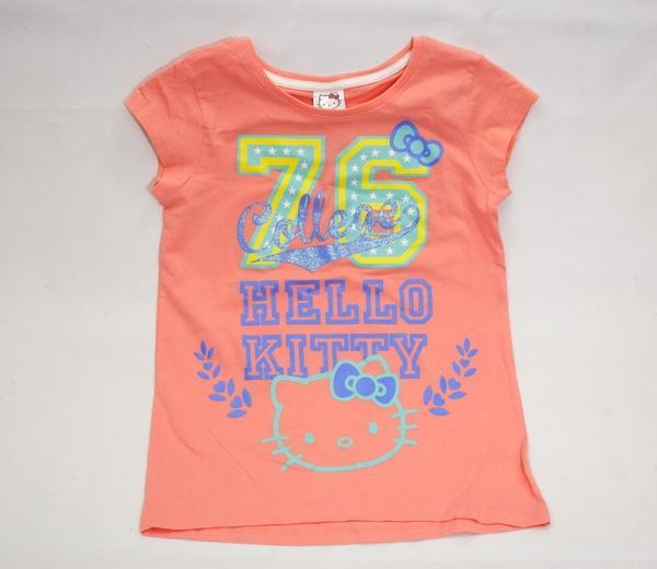 Футболка Hello Kitty розовая   Артикул: 14090335