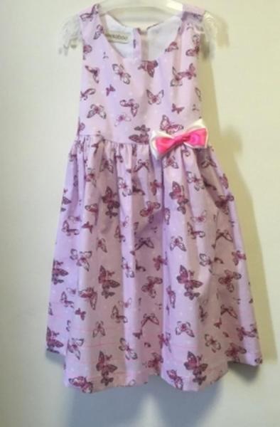"""Платье Peekaboo """"Бабочки""""(розов.) (1588)   Артикул: 14201588"""
