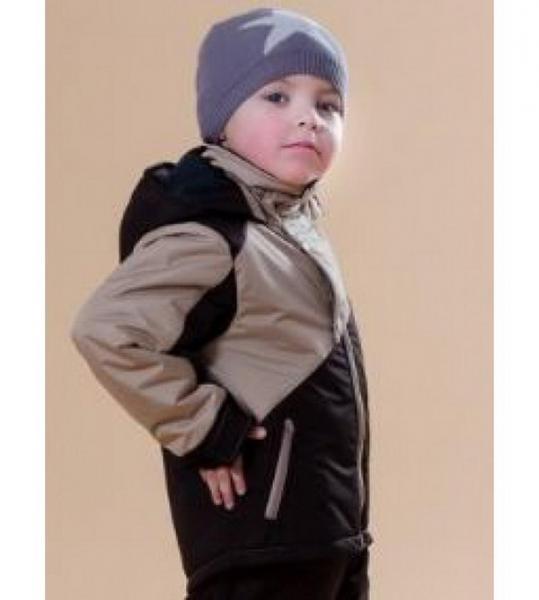 Куртка 2016ST-2, коричневый, рост 122   Артикул: 14501622