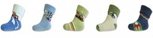 Носочки детские махра 5 пар/упак. SKF.-12-14/L -14/L   Артикул: 14541237
