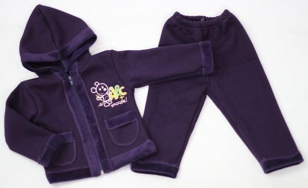 Костюм: куртка, брюки (байка товста двухстороння, 86/1) (11319.96.86/1)   Артикул: 14996861