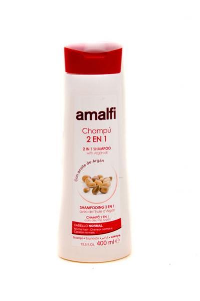Шампунь для волосся  2В1 з АРГАНОВОЮ олiєю (10pz)   Артикул: 17022651