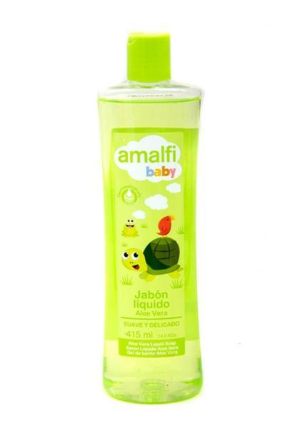 Жидкое мыло Amalfi Детское c Алоэ Вера  (18pz)   Артикул: 17028233