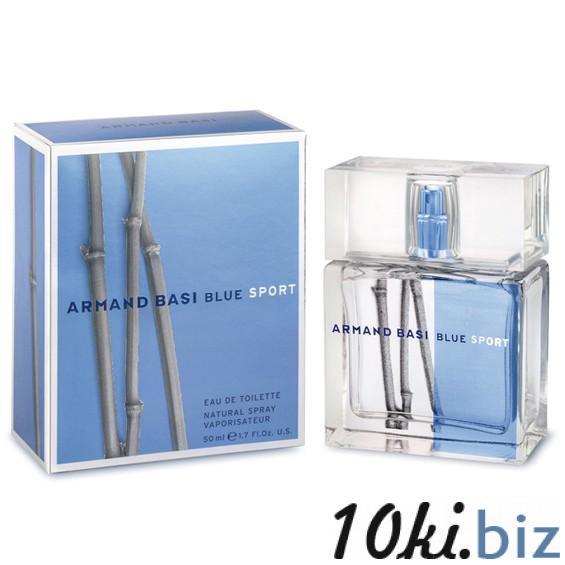 """Armand Basi """"BLUE SPORT"""" 100 ml купить в Вологде - Парфюмерия мужская"""