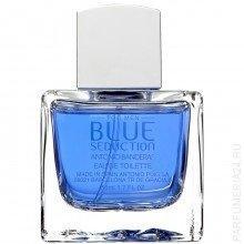 Фото Парфюмерия, Мужская Тестер Antonio Banderas Blue Seduction For men eau de Toilette, 100 ml