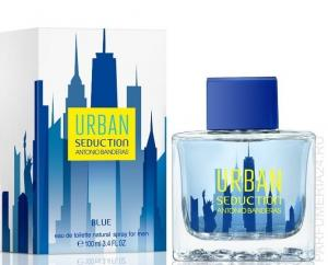 Фото Парфюмерия, Мужская Antonio Banderas - Urban Seduction Blue for Men