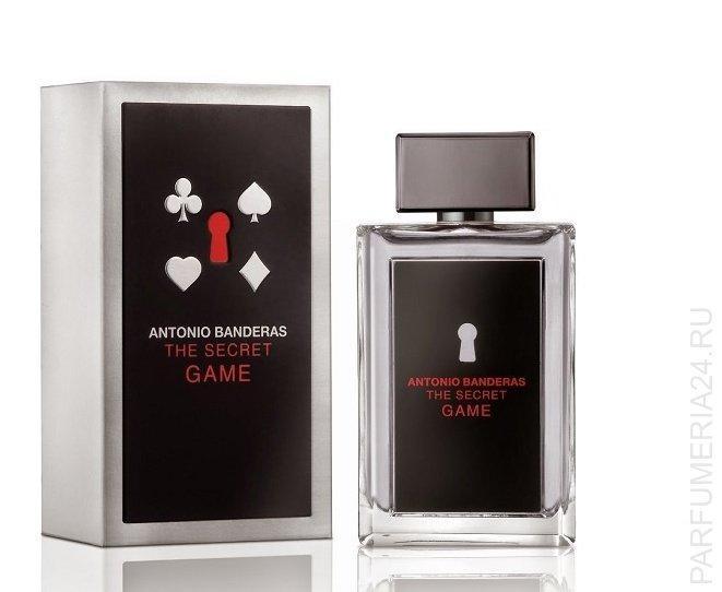 Antonio Banderas - The Secret Game, 100 ml