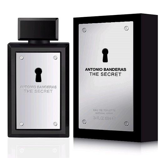 Antonio Banderas The Secret Man 100ml