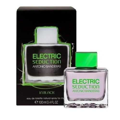 Antonio Banderas Electric Seduction In Black 100 ml