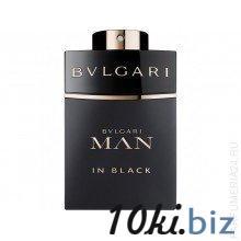 Тестер Bvlgari Man In Black eau de Parfum, 100 ml  купить в Вологде - Парфюмерия мужская