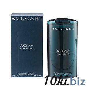 Туалетная вода Bvlgаri- Aqva pour homme 75мл