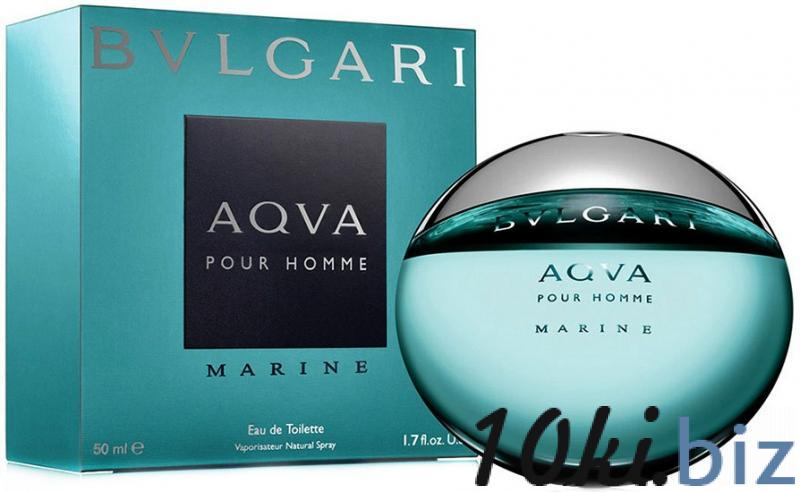 BVLGARI Aqua Marine man EDT 100мл купить в Вологде - Парфюмерия мужская