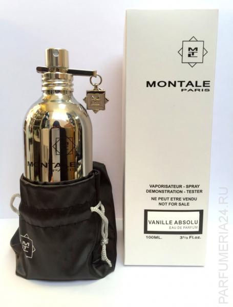 "Тестер Montale ""Vanille Absolu"" оригинал"