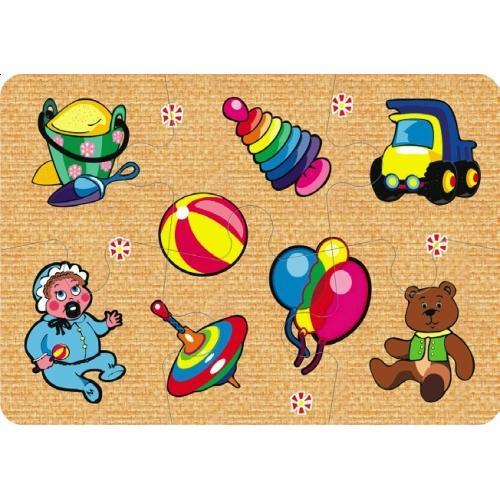 пазли іграшки 1 (6 ел.)