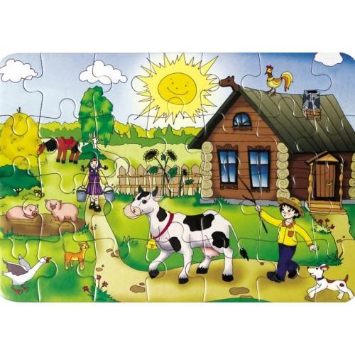 пазли ферма (28 ел.)