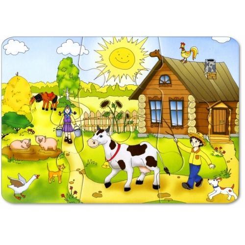 пазли ферма (6 ел.)
