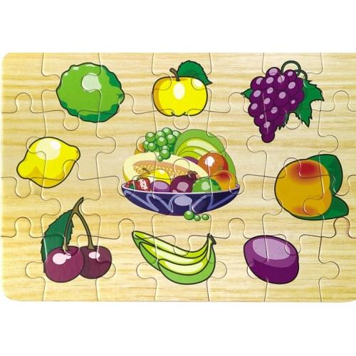 пазли фрукти 1 (28 ел.)