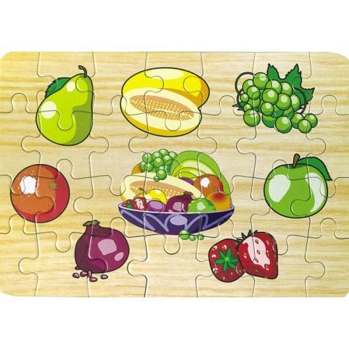 пазли фрукти 2 (28 ел.)