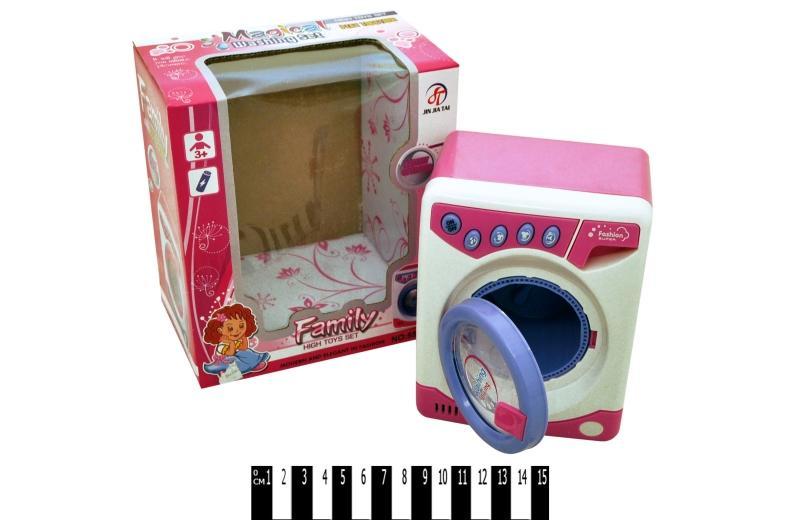 пральна машинка  муз.(коробка) 5513