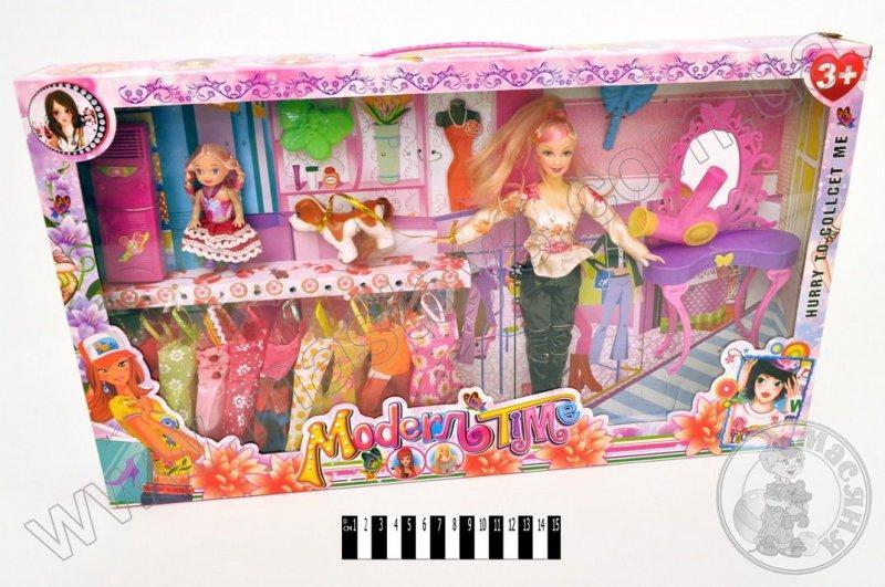 лялька  з одягом (короб.)  5560