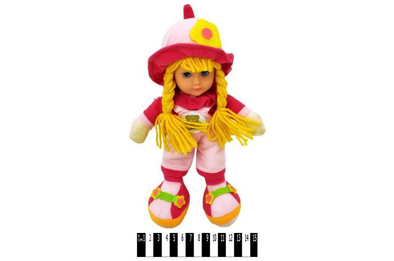 "лялька м""яка  муз. 260810  27см"