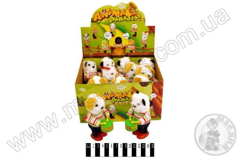 звірі з барабаном  (коробка) 2011-52011-6