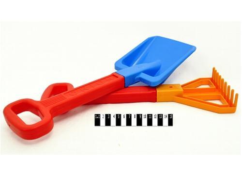 лопатка -граблі  (оріон)  566