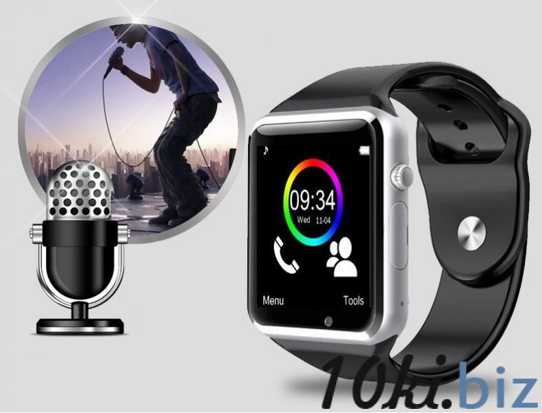 А1 Умные Смарт Часы Bluetooth Слот под сим карту Видео камера Шагомер купить в Беларуси - Умные часы и фитнес браслеты