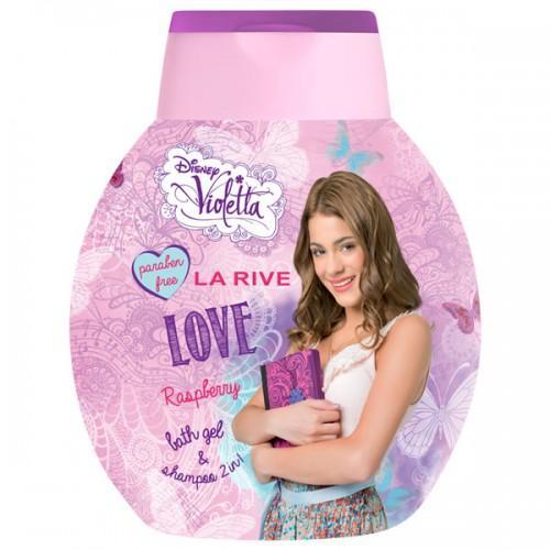 La Rive Шампунь-гель Violetta Love 250 мл 0369
