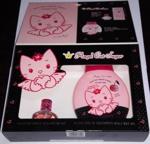 Фото Парфюмерия Дитячий подарунковий набір Angel Cat Sugar Melon0529
