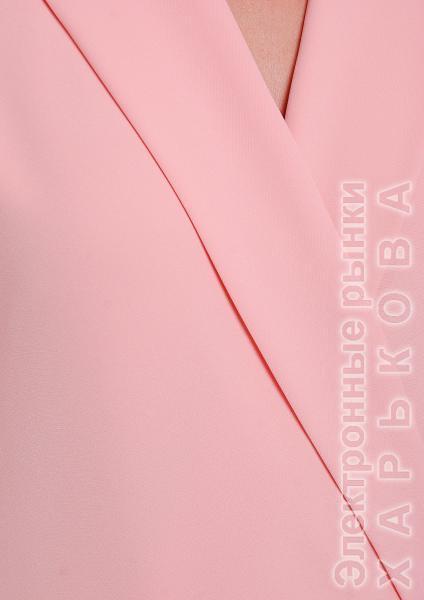 3f1af62b335 ... Платье с кулиской цвет персиковый DREAM - Платья