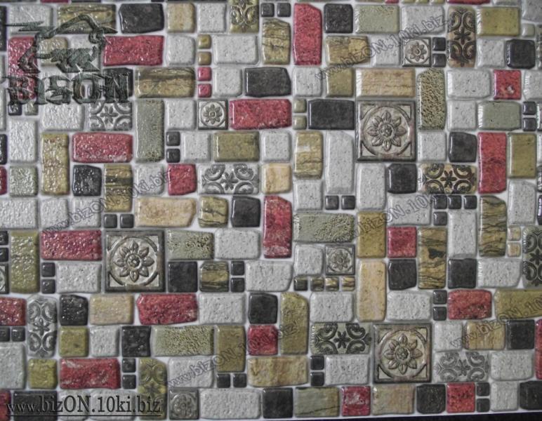 Мозаика «ТРАВЕРТИН КОРИЦА»   Листовые панели ПВХ