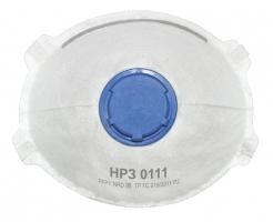 Фото Средства индивидуальной защиты Респиратор  НР 3 -0112 от аэрозолей с клапаном выдоха