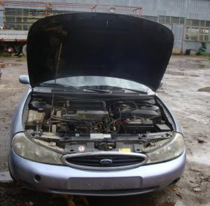 Фото Ford, Mondeo mk 2, кузовні деталі бампер передній