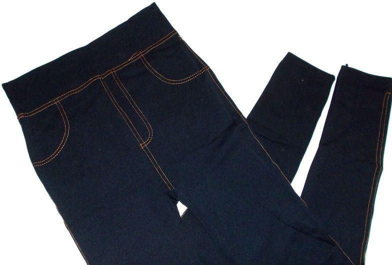 Лосины под джинс на меху