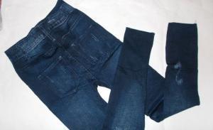 Фото Лосины, брюки  Лосины под джинс на мохре