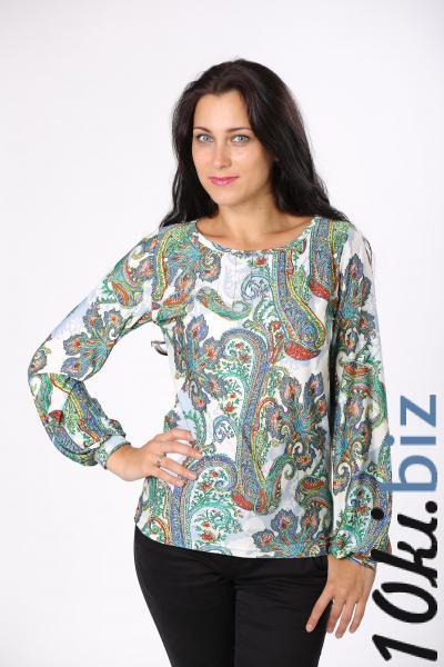Блузка 856Ш купить в Костроме - Блузки и туники женские с ценами и фото