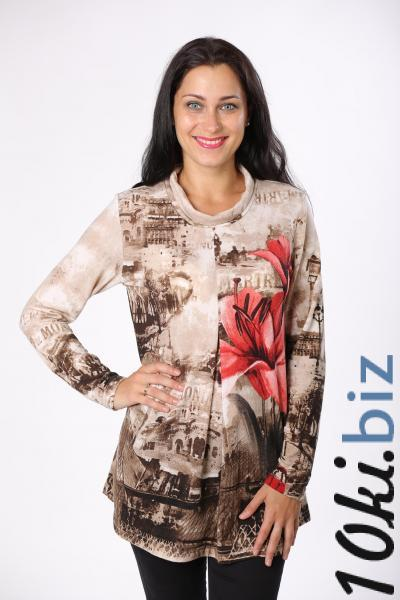 Блузка 153 купить в Костроме - Блузки и туники женские с ценами и фото