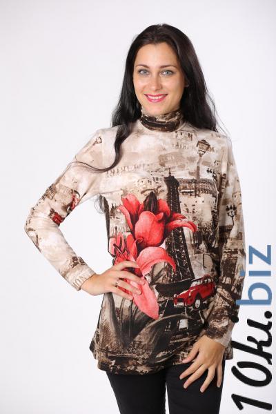 Блузка 413Д купить в Костроме - Блузки и туники женские с ценами и фото