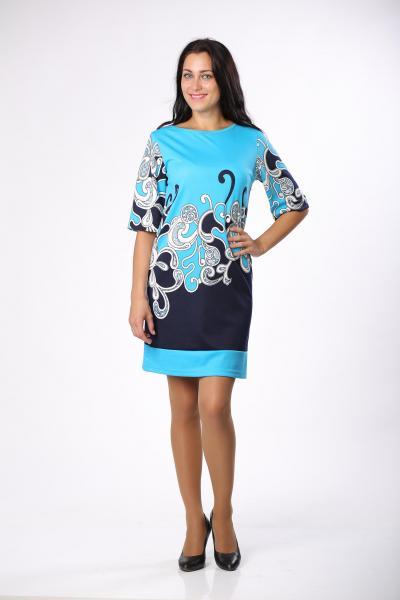 Платье 65К