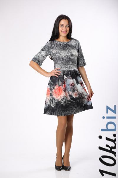 Платье 81Н купить в Костроме - Платья с рукавами, теплые платья с ценами и фото