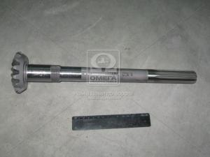 Вал вертикальный на МТЗ короткий шлиц 52-2308063