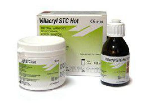 Villacryl STC HOT (Виллакрил СТС ХОТ одноцветный)