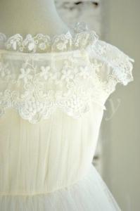 Фото Платья нарядные Нарядное кружевное платье