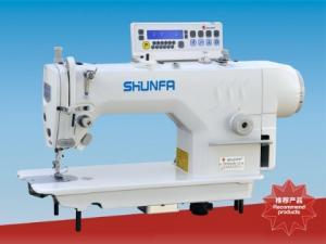 Фото              Прямострочные 1-игольные машины челночного стежка Shunfa SF 9600M-D3