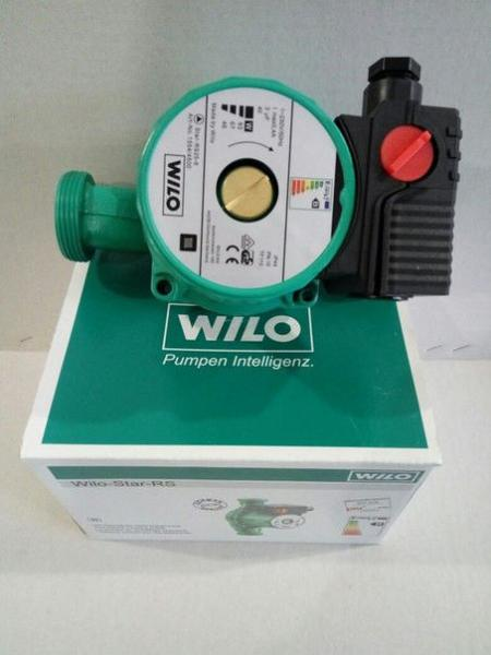 Циркуляционный насос для системы отопления WILO Star-RS 25\4-180 (25\6-180)