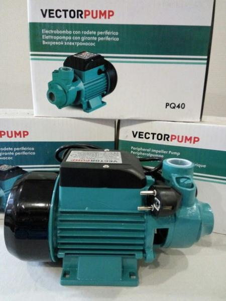 Поверхностный центробежный насос VECTOR PQ40 (PKM60) 400Вт